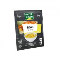 Sopa Fideos al Curry Bio 40 g - NaturGreen