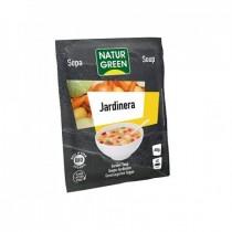 Sopa Jardinera Bio 40 g - Naturgreen