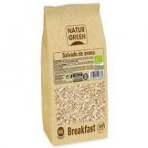 Salvado de Avena Sin Gluten Bio 500 g NaturGreen