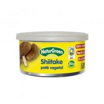 Paté Shiitake Bio 125 g NaturGreen