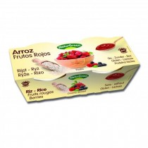 Rice/Arroz Frutos Rojos Bio (2x125 g) NaturGreen