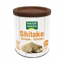 Shiitake Bio 100 g - NaturGreen