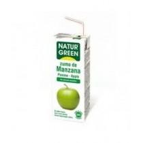 Zumo Apple/Manzana Bio 200ml- NaturGreen