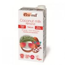 EcoMil Coconut- Almond Nature Bio 1 L NaturGreen