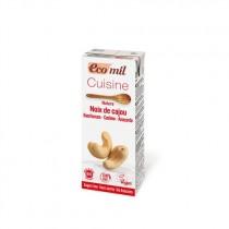 EcoMil Cuisine Cashew Bio 200 ml NaturGreen
