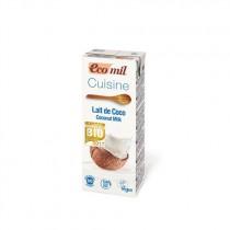 EcoMil Cuisine Coco Bio 200 ml NaturGreen