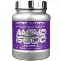 Amino 5600 - 500 tabletas Scintec Nutrition Aminoácidos