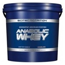Anabolic Whey 4000gr Scitec Nutrition Proteinas
