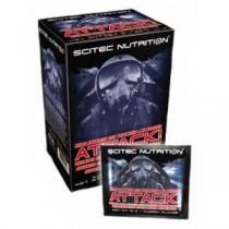 Attack! 25 sobres Scitec Nutrition Pre Entrenamiento