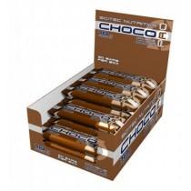 Choco Pro Caja 20 Barritas 55 gr Scitec Nutrition
