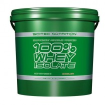 Whey Isolate 100% - 4000gr Scitec Nutrition Proteínas
