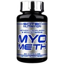 Myometh 50 Cápsulas - Scitec Nutrition Voluminizador