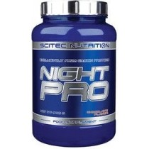Night Pro 900gr- Scitec Nurition Proteínas