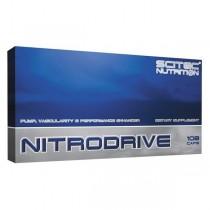 NitroDrive 108 Cápsulas - Scitec Nutrition Óxido Nítricoo