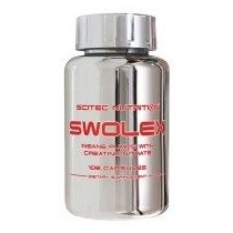 Swolex 180 Cápsulas - Scitec Nutrition Creatina
