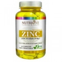 ZINC Picolinate 100 Capsulas - Nutrytec