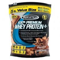 100% Premium Whey Protein Plus 5lb - Muscletech