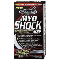 Myo Shock HSP 180 Cápsulas - Muscletech