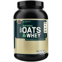 100 Natural Oats & Whey 1360 gr - Optimun Nutrition