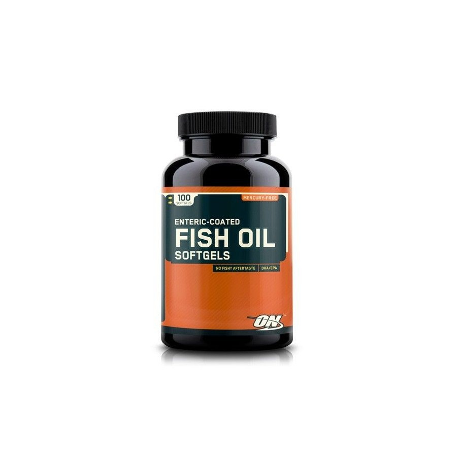 Super Essentials Omega Natural Fish Oil