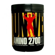 Amino 2700 120 Tabletas - Universal Nutrition