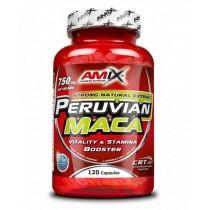 Peruvian Maca 120 Capsulas - Amix