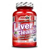 Liver Cleanse 100 Capsulas - Amix
