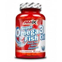 Super Omega 3 - 90 Capsulas - Amix