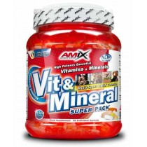 Vitaminas y Minerales 30 Packs - Amix Vitamins & Minerals Super Pack