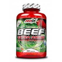 Beef Extra Amino 360 Capsulas - Amix Aminoacidos