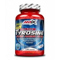 Tirosina 120 Capsulas - Amix Tyrosine