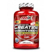 Creatina Monohidrato 220 Capsulas - Amix