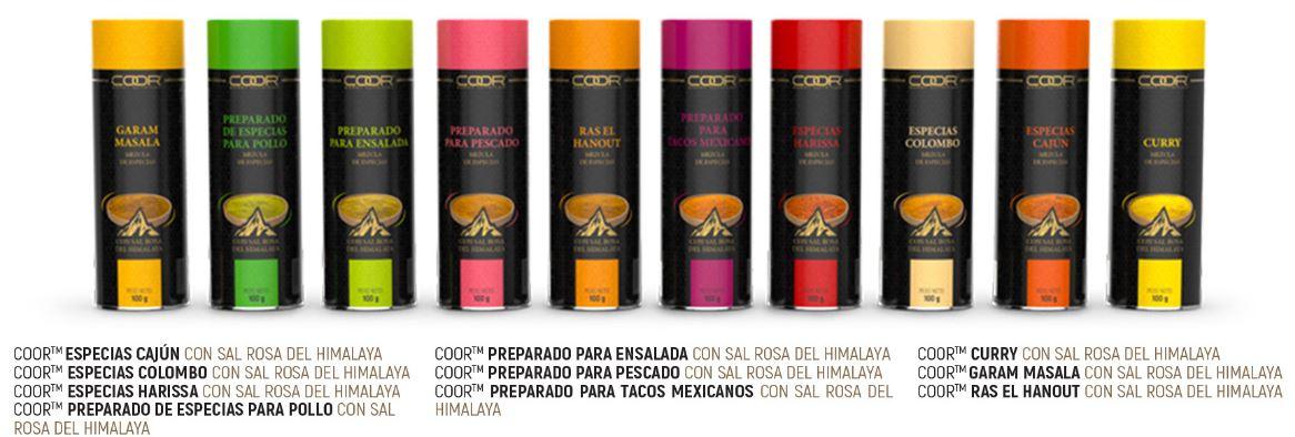 Especias Coor