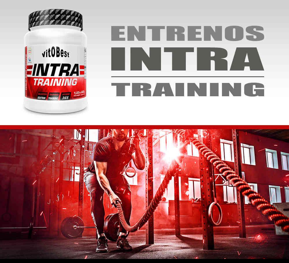 Intra Trainning de Vitobest, el mejor suplemento durante el entrenamiento