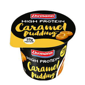 Pudding High Protein 200 grs Caramelo - Ehrmann