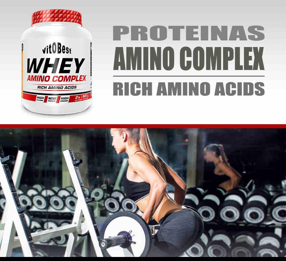 Whey Amino Complex Vitobest