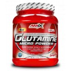 Glutamine Powder 500Gr - Amix