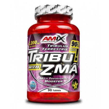 Tribu - ZMA - 90 Tabls - Amix