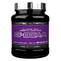 G-BCAA 250 Cápsulas Scitec Nutrition Aminoácidos