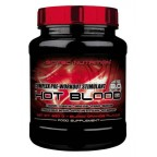 Hot Blood 3.0 - 820 gr Scitec Nutrition Pre Entretamiento