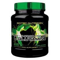 L-Glutamine 600gr - Scitec Nutrition Aminoácidos