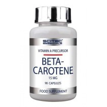 Beta Carotene 90 Caps. - Scitec Nutrition