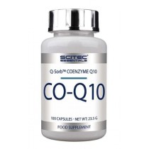 CO-Q10 (10mg) 100 Caps - Scitec Essentials
