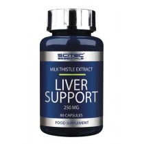 Liver Support 80 Caps - Scitec Essentials
