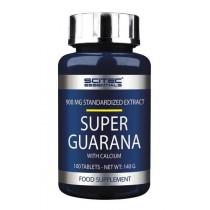 Super Guaraná 100 Tbts - Scitec Essentials