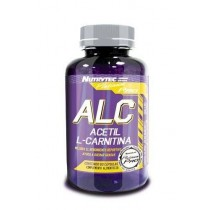 ALC   500 mg 60 cápsulas Nutrytec