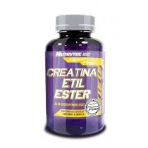 Creatine Ethil Ester  200 Capsulas - Nutrytec