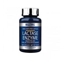 Lactase Enzyme 100 Caps - Scitec Essentials