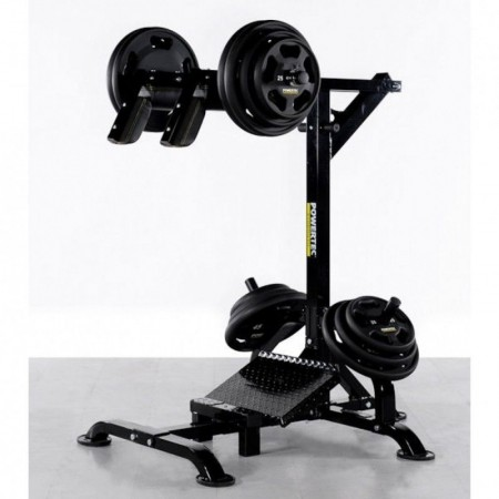 Levergym Squat/Calf - POWERTEC