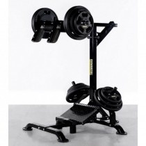 Levergym Squat/Calf - POWERTEC